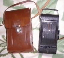 Appareil Photo à Soufflet ´´  Kodak Dakar N°1 ´´ - Appareils Photo