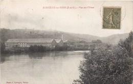 BONNIERES-SUR-SEINE VUE DE L'USINE 78 YVELINES - Bonnieres Sur Seine
