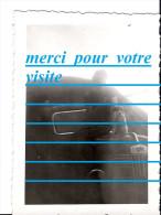 Camion Automobile GMC Militaire Et Chien VINCON Pierre Tankeur Au 67 è Bataillon De Char De Combat Tank Chars Blindé - Automobiles
