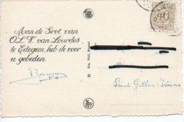 Edegem Olv Olvr Van Lourdes Grot Grotte - Edegem