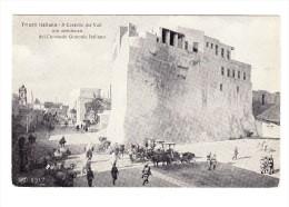 1913 - AK  Tripoli Castello Del Vali Ora Residenza Del Commando Generale Italiano - Italie
