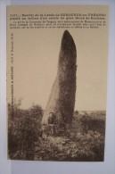 KERDUNUS EN TREGUNC ---Menhir De  La Lande - Frankreich