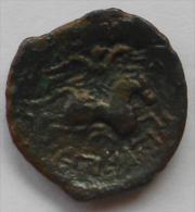 Monnaie Gauloise (n°42) Bronze EPENOS Meldes Meaux - Gallië
