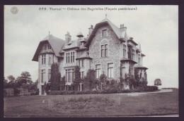 THAROUL - Château Des Bagatelles - Façade Postérieure  // - Marchin