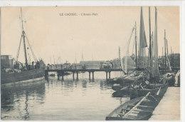 LE CROISIC L'Avant  Port   Animée - Le Croisic