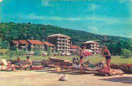 Portoroz, Slovenia Postcard Used Posted To UK 1966 Stamp - Slovenia