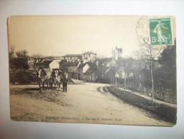 2trt - CPA  N°71 - HERBLAY - Vue Sur Les Nouvelles écoles -  [95] - Val D´Oise - Herblay