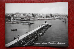 1958 SIRACUSA PORTO PICCOLO E PANORAMA - Siracusa
