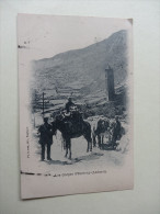 Les Gorges D'Encamp  1903 Belle Animation - Andorra