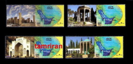 2011 - Customized Stamp , Shiraz - Iran - Iran