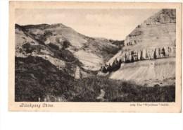 ANGLETERRE--ISLE DE WIGHT---blackgang  Chine--voir 2 Scans - Autres