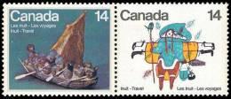 Canada (Scott No. 770a - Inuit) [**] - Indiens D'Amérique
