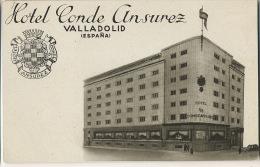 Valladolid Hotel Conde Ansurez  Edicion Fournier Vitoria - Valladolid