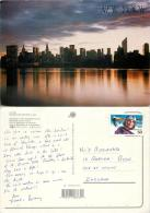 Skyline, New York City NYC, United States US Postcard Used Posted To UK 1990s  Stamp - Unclassified