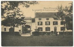 Bleret Waremme La Propriété De Lantremange  Edit Fern. Jeanne - Waremme
