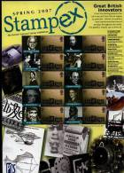 GREAT BRITAIN - 2007  SMILERS SHEET  STAMPEX SPRING - INNOVATORS - Fogli Completi