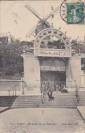 """Seine Paris 75018   """"   Moulin De La Galette  """" - Arrondissement: 18"""