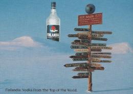 Finlandia Vodka       A-3247 - Advertising