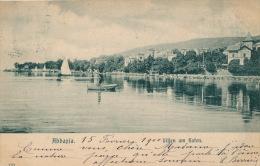 CROATIE - ABBAZIA - Villen Am Hafen (1900) - Croatie