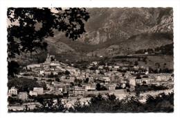Vernet Les Bains Vue Generale Sur La Ville Debut Des Années 50 Canton Prades - Prades