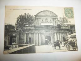 2tsi - CPA N°31 - BAYONNE - La Porte De France -  [64] - Pyrénées Atlantiques - Bayonne