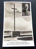 Albert Leo Schlageter, Dem Helden Des Ruhrkampfes, Denkmal In Der Golzheimer Heide Bei Düsseldorf - Deutschland