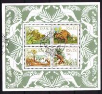 South Africa RSA - 1982 - Prehistoric Animals - Karoo Fossils - Afrique Du Sud (1961-...)