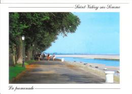 SAINT VALERY SUR SOMME - La Promenade - Saint Valery Sur Somme