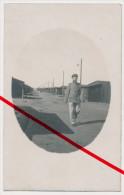 Postcard - Original Foto - Truppenübungsplatz Altengrabow Dörnitz Möckern - 1. Mai 1916 - Deutschland