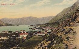 KOT166   --  KOTOR  --  CATTARO - Montenegro