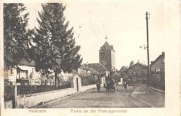 67_40 Molsheim Partie An Der Festungsmauer Belle Correspondance - Molsheim