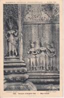 CPA Temple D'Angkor-Vat - Bas Reliefs - 1934 (2465) - Kambodscha