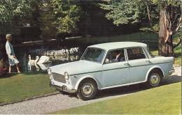 Automobile - FIAT 1100 - Unused - Carte Publicitaire - - PKW