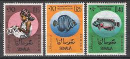 Somalie Y/T 19 / 20 (**) - Somalie (1960-...)