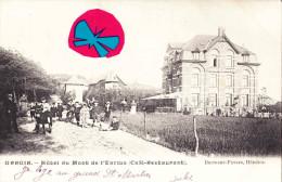 ORROIR - Hôtel Du Mont De L'Enclus (Café-Restaurant) - Mont-de-l'Enclus