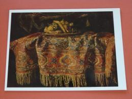 URSS-LENINGRADO-THE HERMITAGE. FRANCESO MALTESE . ACTIVE 1650-80 IN ROME- OIL IN CANVAS  -  UNUSED POSTCARD - Cartes Postales