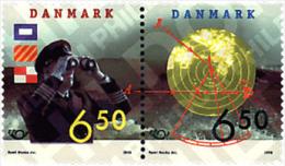 Ref. 288129 * MNH * - DENMARK. 1998. NORDEN 98. SEA NAVIGATION . NORDEN 98. LA NAVEGACION MARITIMA - Geography