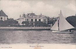 Morges Le Casino, Barque ä Voiles (5.5.07) Tachée - VD Vaud