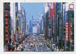 JAPAN - AK194707 Tokyo - Ginza Street On Sunday - Tokio