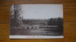 Carte Très Rare Ozouer-le-voulgis Vue Sur Les Bois - Other Municipalities