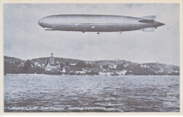 ZEPPELIN   L Z 127   GRAF  ZEPPELIN  *  Reproduction - Airships