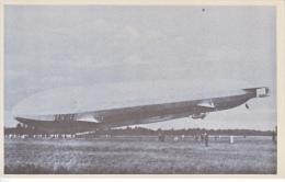 ZEPPELIN     SACHSEN    *  Reproduction - Airships