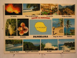 Ile De La Réunion - Panorama - La Réunion