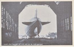 ZEPPELIN      GRAF  ZEPPELIN      *  Reproduction - Airships