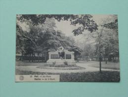 In 't Park - Au Parc ( 25 ) Halle ( G. Hermans ) Anno 1924 ( Zie Foto Voor Details ) !! - Halle