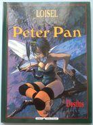 No PAYPAL !! : Loisel (James Matthew Barrie) Peter Pan 6 Destins , La Fée Clochette BD Éo 2004 Vents D'Ouest TTBE/NEUF - Peter Pan