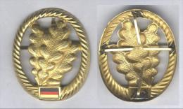Insigne De Béret Des Chasseurs - Allemagne - Other