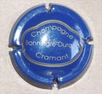 Capsule De Champagne - Bonningre Durand   - N°2 -  Bleu Foncé Et Or - Champagne