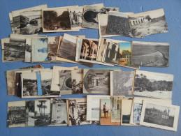 CP Carte Postale LOT 100 Cartes Maroc Rabat Meknès Fez Figuig Saffi Afrique 1910' 1920´ - 100 - 499 Postales