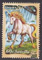 2011. AUSTRALIAN DECIMAL. Mythical Creatures. 60c. Unicorn. FU. - 2010-... Elizabeth II